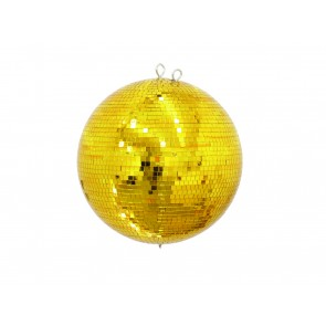 EUROLITE  Mirror ball 40cm gold