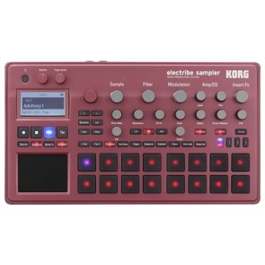 KORG Music production station RED