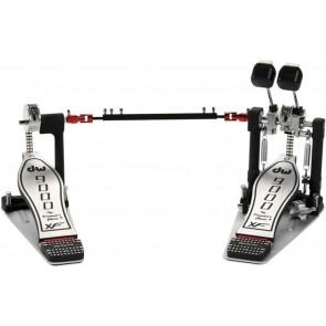 DW 9002XF dupla bas pedala