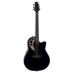 Ovation Elektro Akustična Gitara Elite TX Mid Cutaway