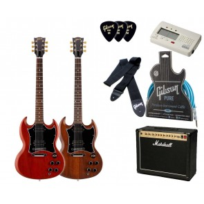 Gibson SG Faded komplet