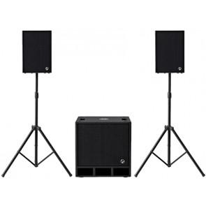 Verse Audio 4K razglasni sistem