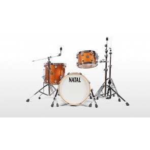 NATAL MAPLE ORIGINALS TRC ORANGE SPARKLE