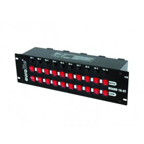 Eurolite Board 10-ST with 10x safety-plug