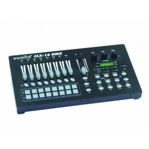 EUROLITE CLX-16 DMX lighting controller