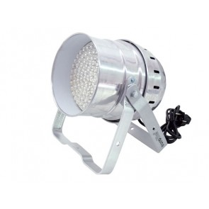 Eurolite LED PAR-56 RGB 10mm Floor silver