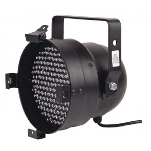 EUROLITE LED PAR-56 RGB 10mm Short black
