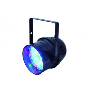 EUROLITE LED PAR-64 RGB 36x1W Short