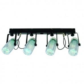 EUROLITE LED QDF-Bar RGBW TC light set