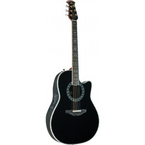 Ovation 1769-ADII4 Al DiMeola Signature Black