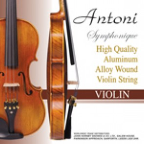 Antoni Žice za violinu 4/4 i 3/4 komplet