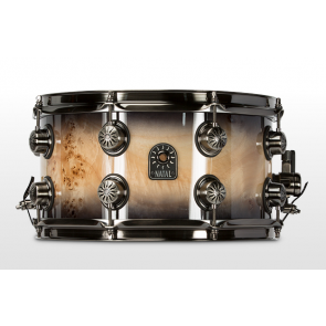 "NATAL SNARE SD-MBB-BS47 - Mappa Burl Limited Maple 14 ""X 7"""
