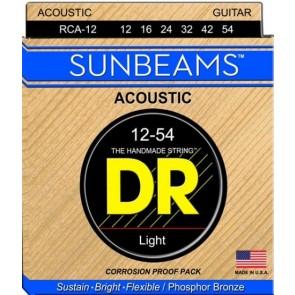 DR Sunbeam 012 - 054 žice za akustičnu gitaru