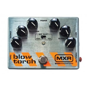 Dunlop MXR M181 Blow Torch Distortion