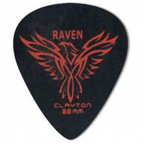 Clayton Black Raven 0.80mm trzalica