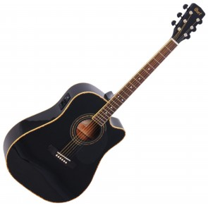 Cort AD880CE BK Elektro-akustična gitara