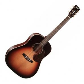 Cort Earth 100 SSF Sunburst Elektro-akustična gitara
