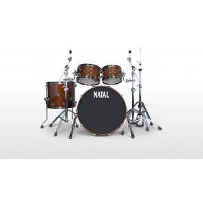 NATAL NATURAL WALNUT UF22 SHELL PACK