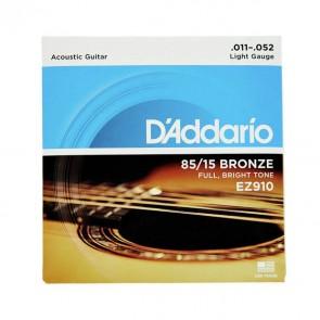 D'Addario EZ910 011 - 052 žice za akustičnu gitaru