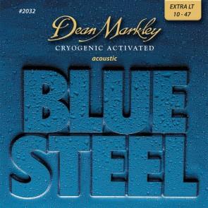 Dean Markley 010 - 048 Blue Steel XL žice za akustičnu gitaru