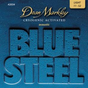 Dean Markley 011 - 052 Blue Steel žice za akustičnu gitaru