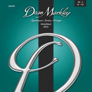 Dean Markley 045 - 105 Nickelsteel Signature žice za bas gitaru