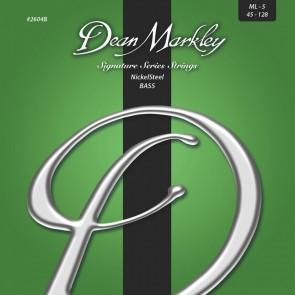 Dean Markley 045 - 128 Nickelsteel Signature žice za bas gitaru