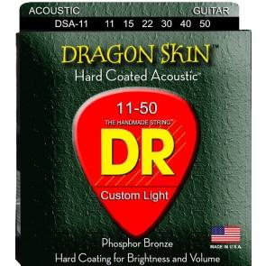 DR Dragon Skin 011 - 050 žice za akustičnu gitaru