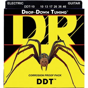 DR Drop Down Tunning 010 - 046 žice za električnu gitaru