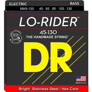 DR Hi-Beam Stainless Steel 045 - 130 žice za 5 žičani bas