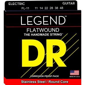 DR Legend Flat-Wound 011 - 048 žice za električnu gitaru
