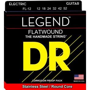 DR Legend Flat-Wound 012 - 052 žice za električnu gitaru