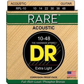 DR Rare Phosphor Bronze 010 - 048 žice za akustičnu gitaru