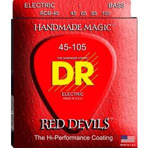 DR Red Devils 045 - 105 žice za bas gitaru