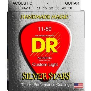 DR Silver Stars 011 - 050 žice za akustičnu gitaru