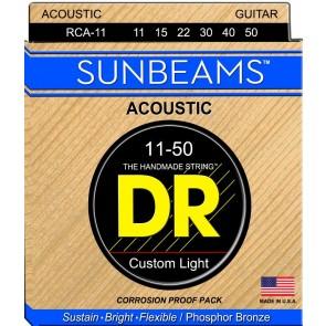 DR Sunbeam 011 - 050 žice za akustičnu gitaru