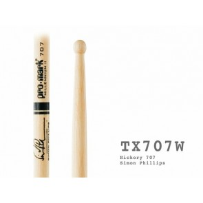 Pro Mark TX707W Hickory 707 Simon Phillips Wood