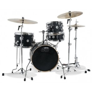 DW Design shell pack 16 Black Satin