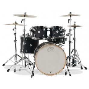 DW Design shell pack 22 Black Satin