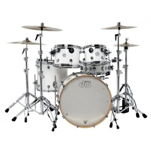 DW Design shell pack 22 White Gloss