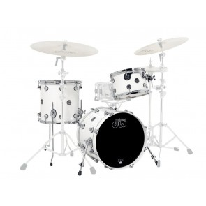 DW Performance shell pack 18 White