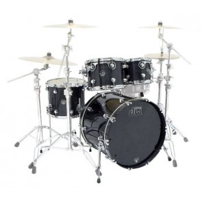 DW Performance shell pack 22 Ebony Satin