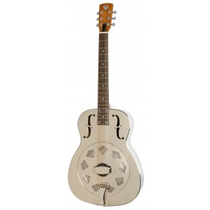 Epiphone Dobro Hound Dog M-14 Metal Body Round Neck