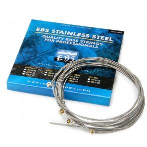 EBS SS-MD5 Stainless Steel 045 - 128 V žice za bas gitaru
