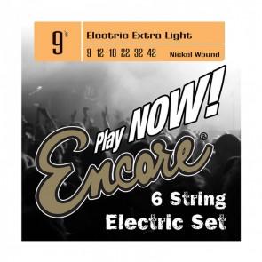 Encore 009 - 042 žice za električnu gitaru