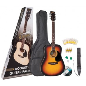Encore Dreadnought Sunburst paket