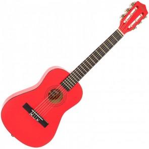 Encore ENC12ROFT akustična gitara komplet, Red