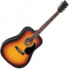 Encore EW100SB akustična gitara