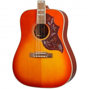 Epiphone Inspired by Gibson Hummingbird Aged Cherry Sunburst Gloss
