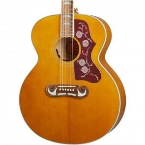 Epiphone Inspired by Gibson J-200 Aged Antique Natural Gloss